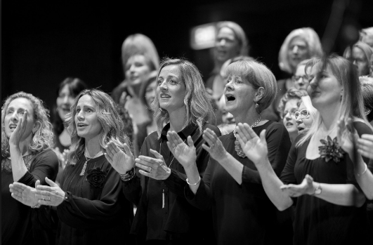 community choirs Sydney