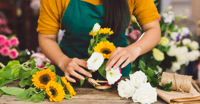 Afterpay florist Gold Coast