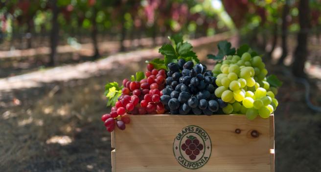 Tables Grapes