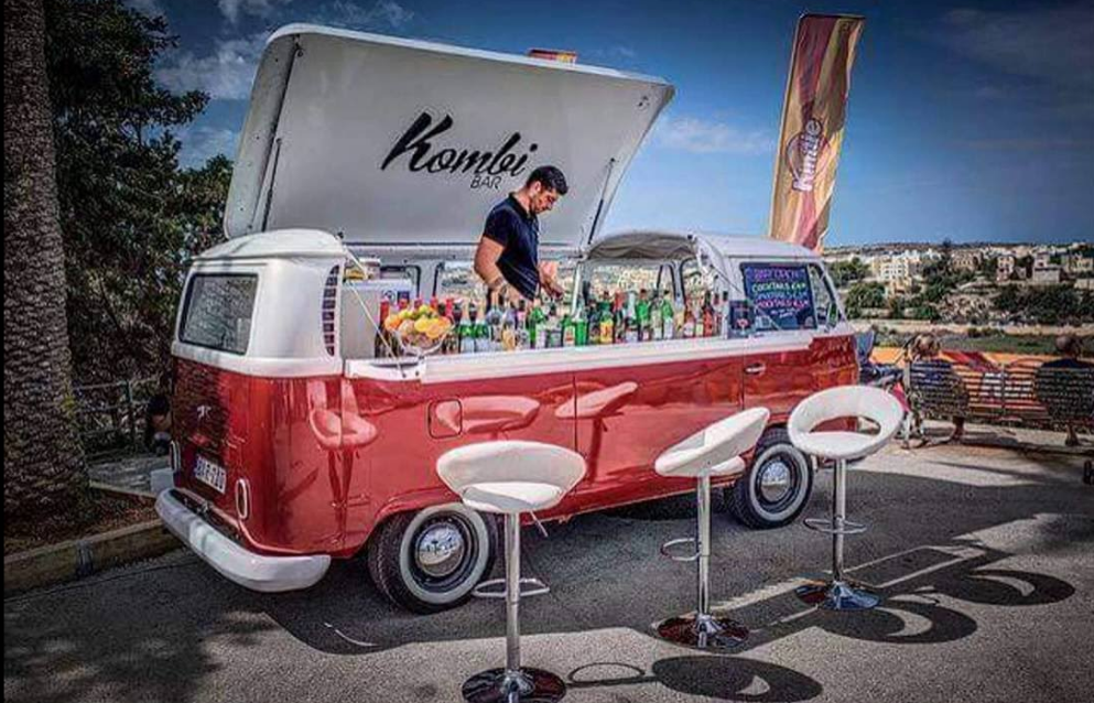 mobile food van Gold Coast