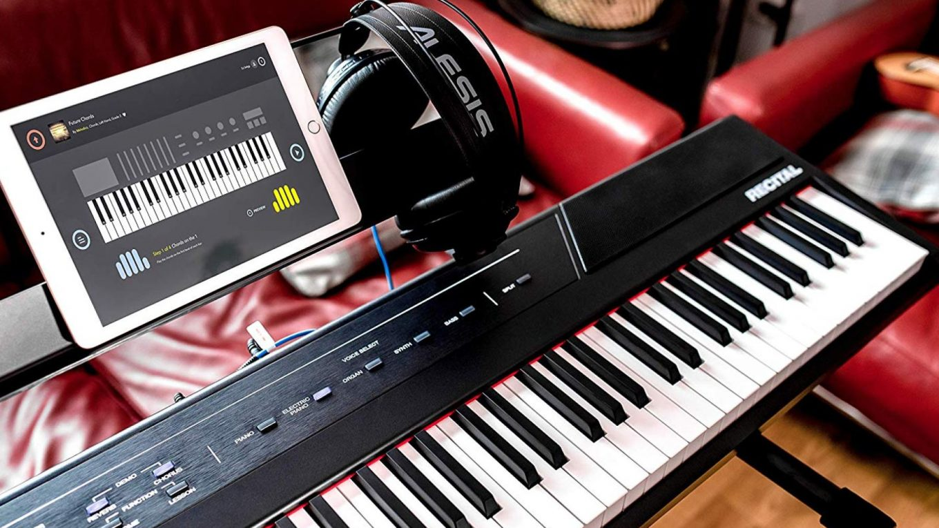 piano keyboards online