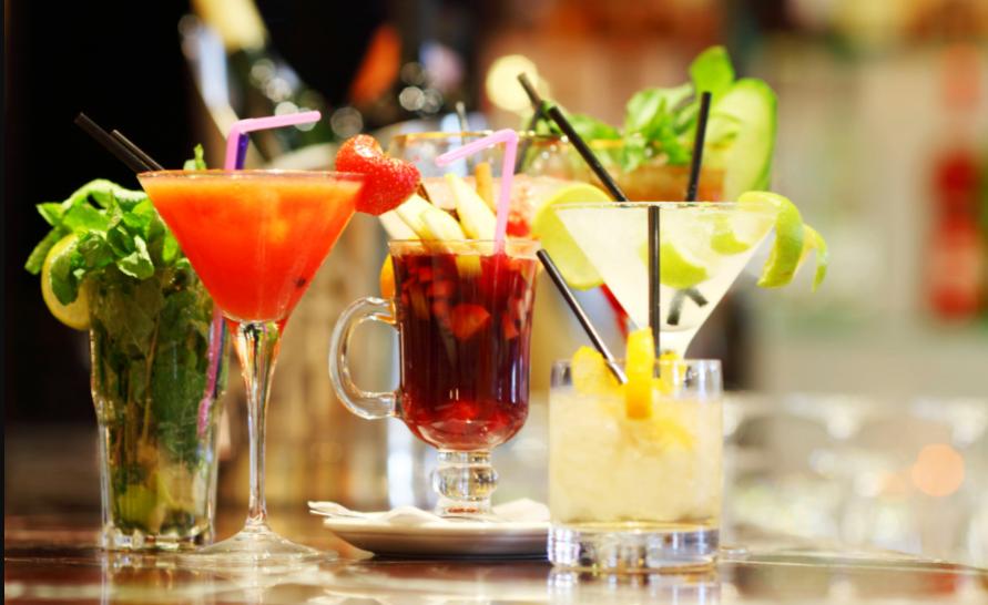 cocktails Sunshine Coast