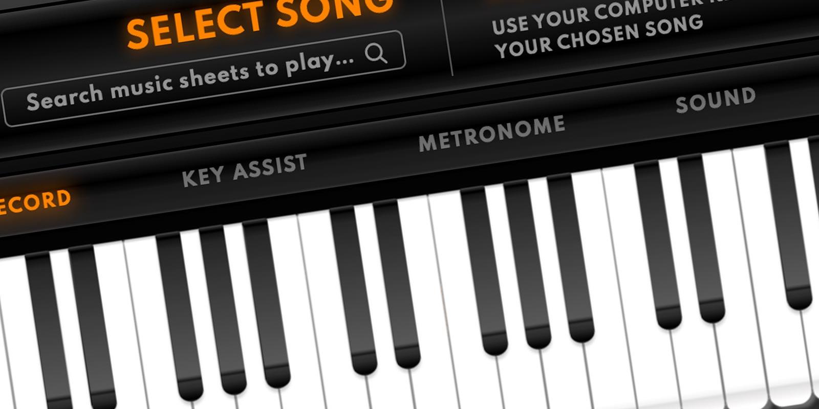 Piano Keyboards Online