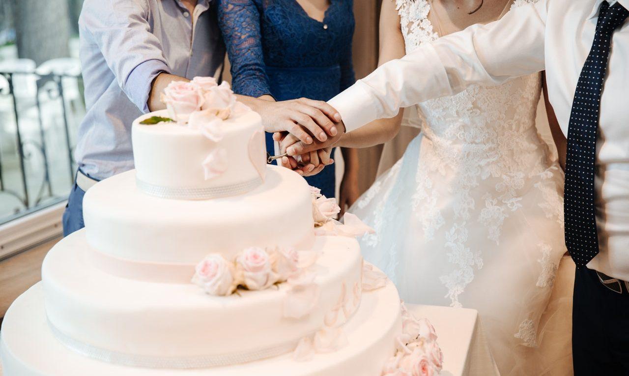 best wedding cakes Gold Coast