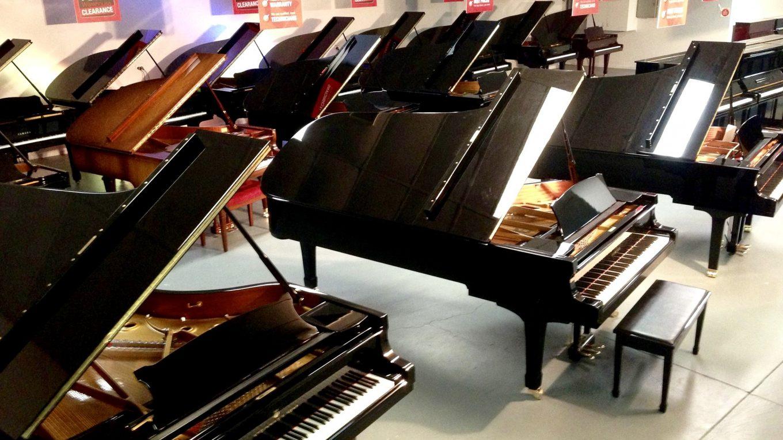 Piano Store Brisbane